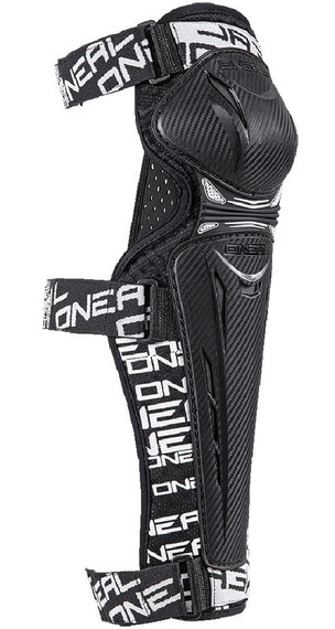 ONeal Trail FR Carbon Look Knee Guard black/white